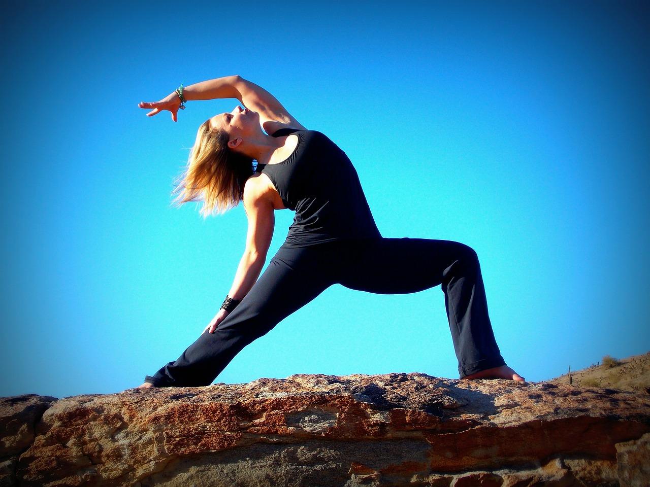 運動習慣ダイエット。ストレスフル改善。呼吸法で痩せる!