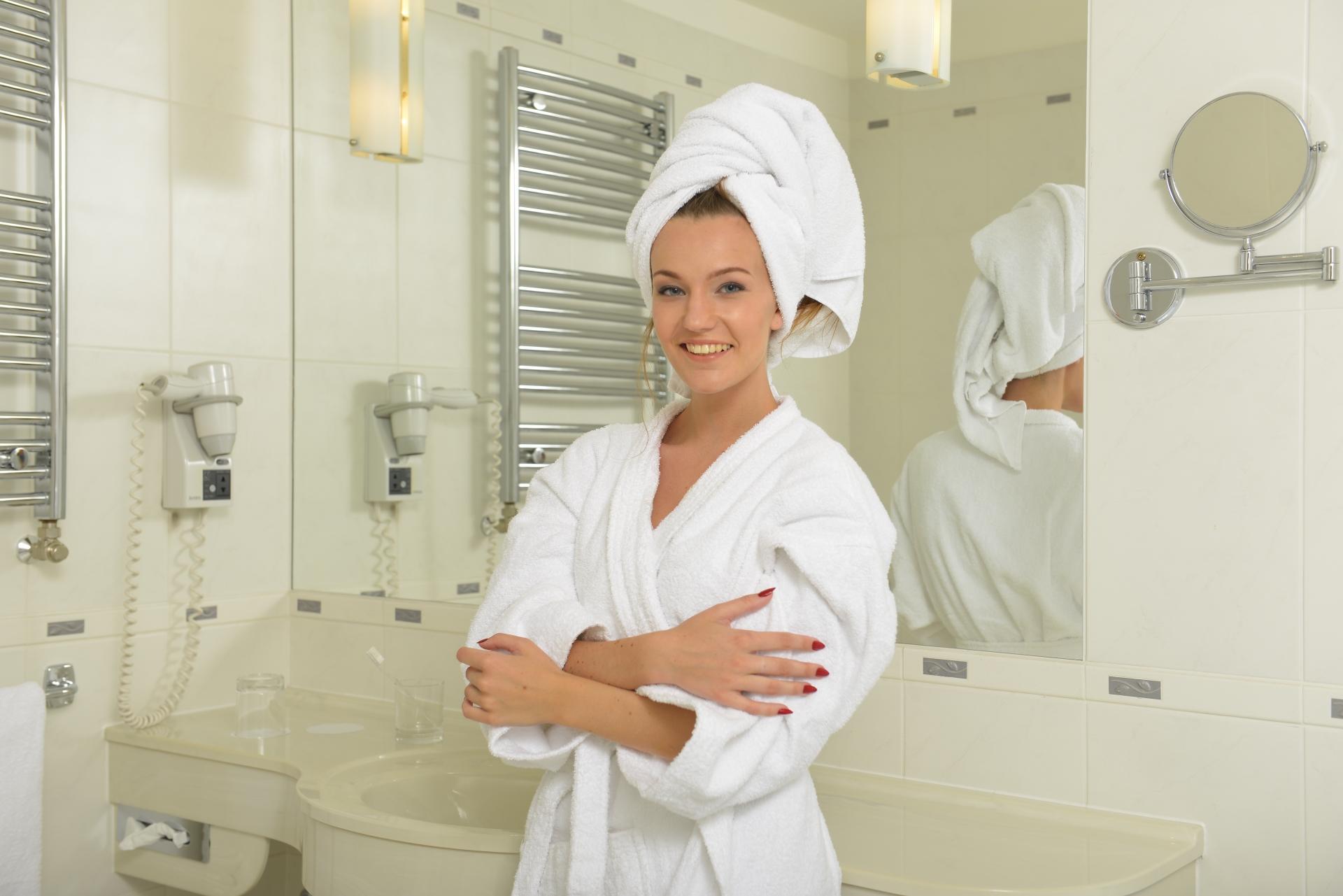 入浴の美容効果&お風呂でセルフエステ&リンパマッサージ