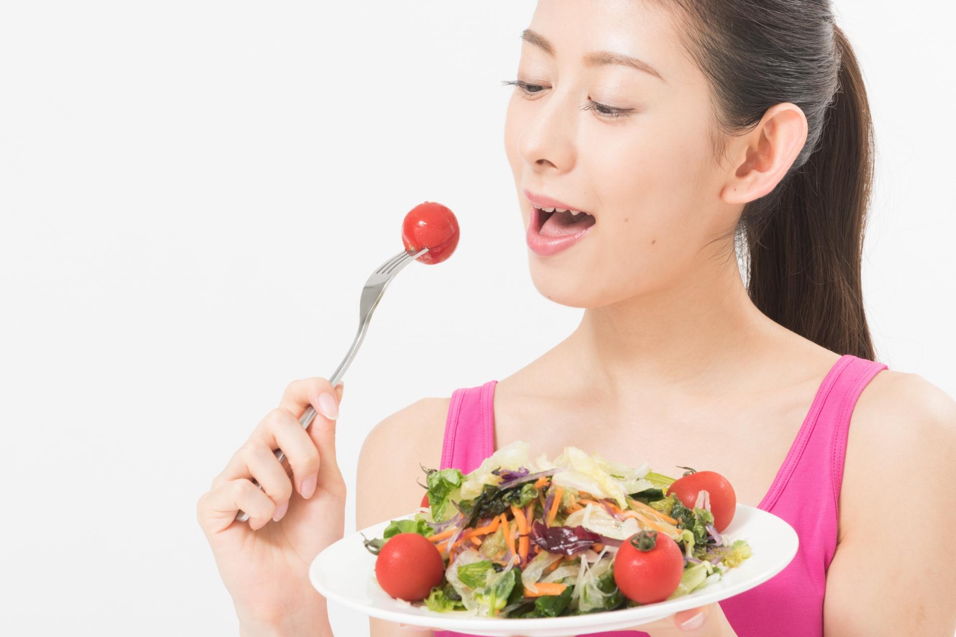 食べても太らない食事&美しく痩せるポイント