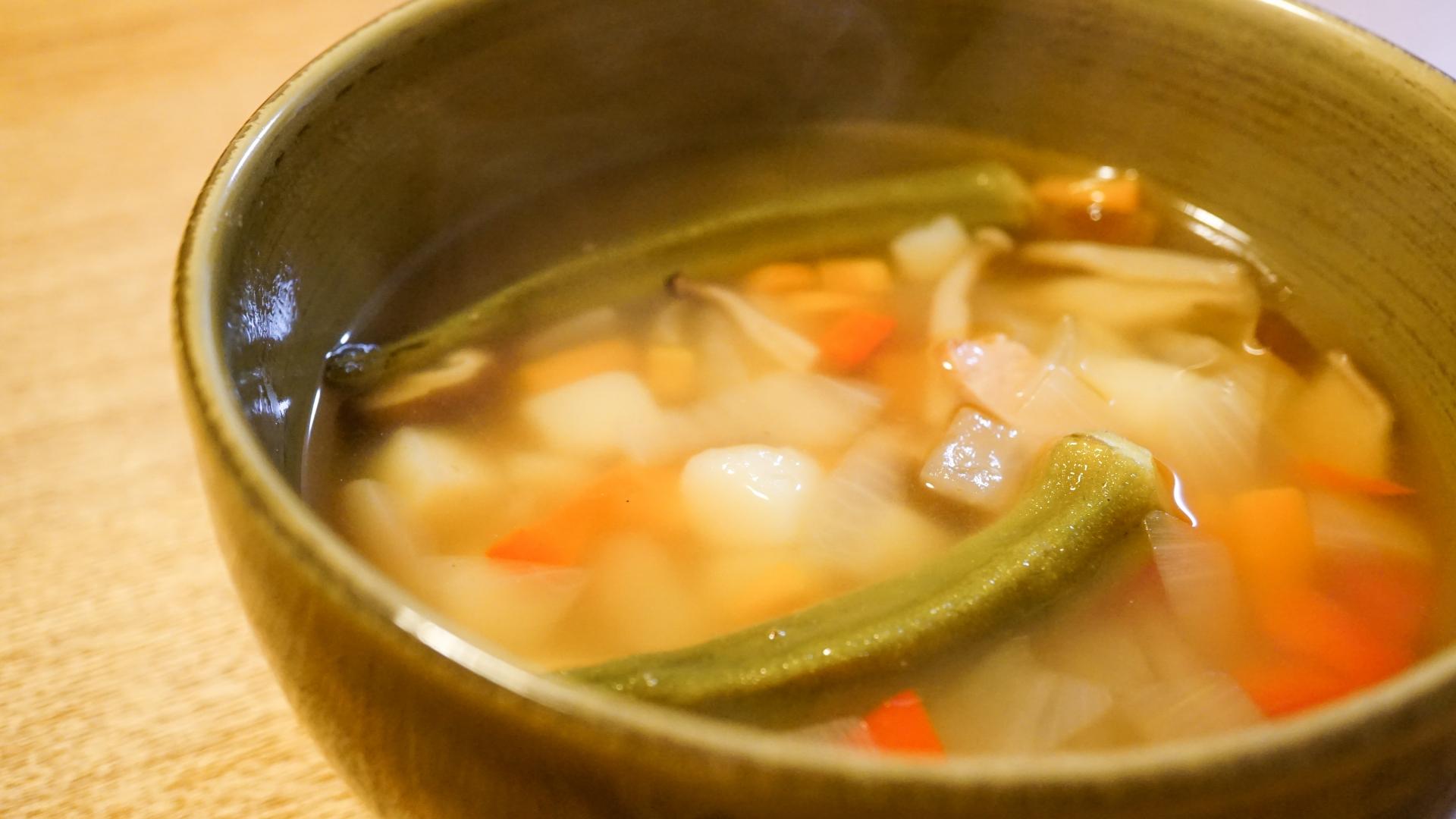 スープダイエットで脂肪燃焼&短期ダイエットにも活用